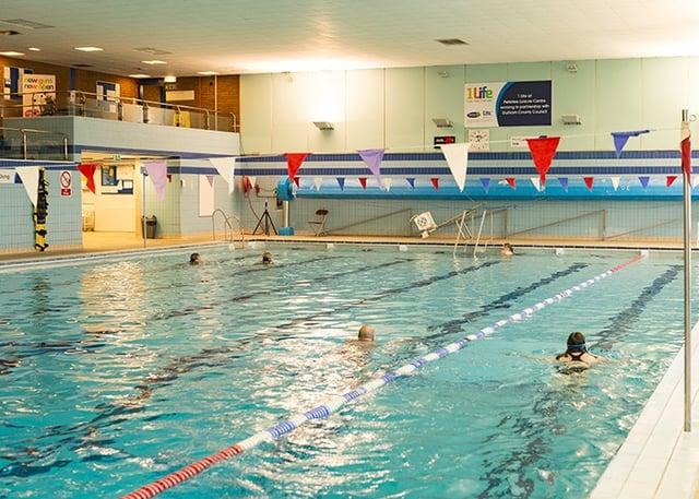 Gym Swimming Pool